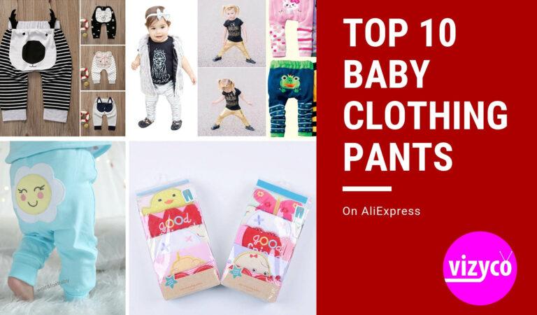 Baby Clothing Pants Top Ten (Top 10) on AliExpress