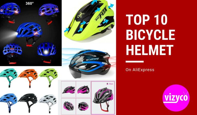 Bicycle Helmet Top Ten (Top 10) on AliExpress