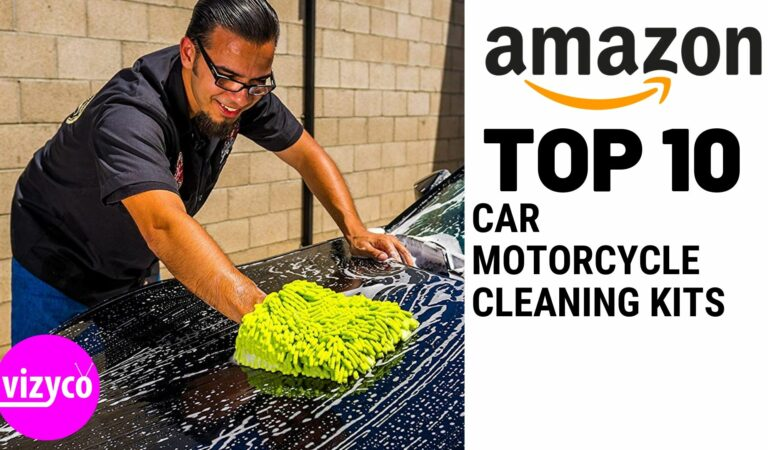 Car Motorcycle Cleaning Kits | Top 10 Best-Selling on Amazon