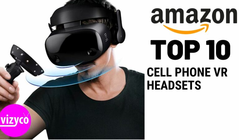 Cell Phone VR Headsets | Top 10 Best-Selling on Amazonan