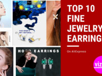 Fine Jewelry Earrings Top Ten (Top 10) on AliExpress