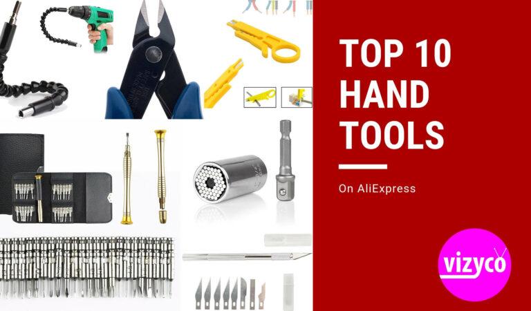 Hand Tools Top Ten (Top 10) on AliExpress