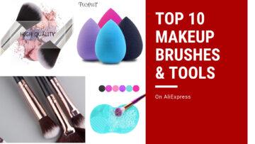 Makeup Brushes & Tools Top Ten (Top 10) on AliExpress-image