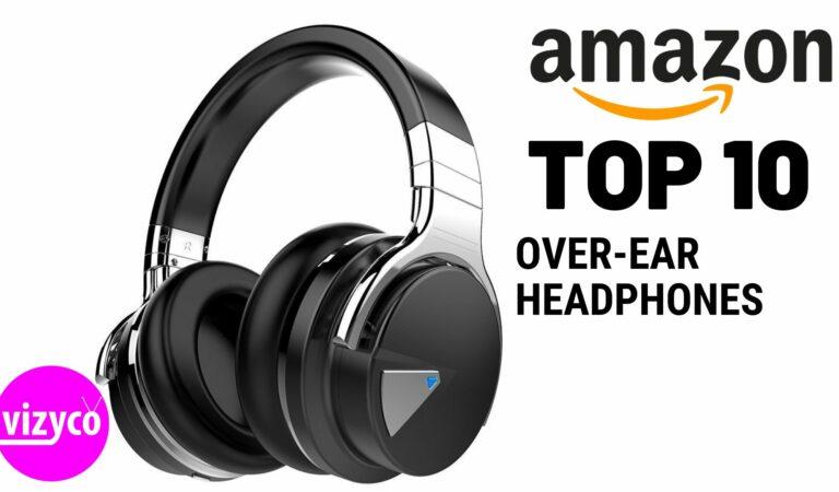 Over-Ear Headphones   Top 10 Best-Selling on Amazon