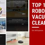 Robot Vacuum Cleaner Top Ten (Top 10) on AliExpress