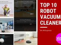 Robot Vacuum Cleaner Top Ten (Top 10) on AliExpress