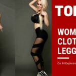 Women's Clothing Leggings Top 10 on AliExpress