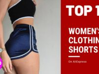 Women's Clothing Shorts Top 10 on AliExpress