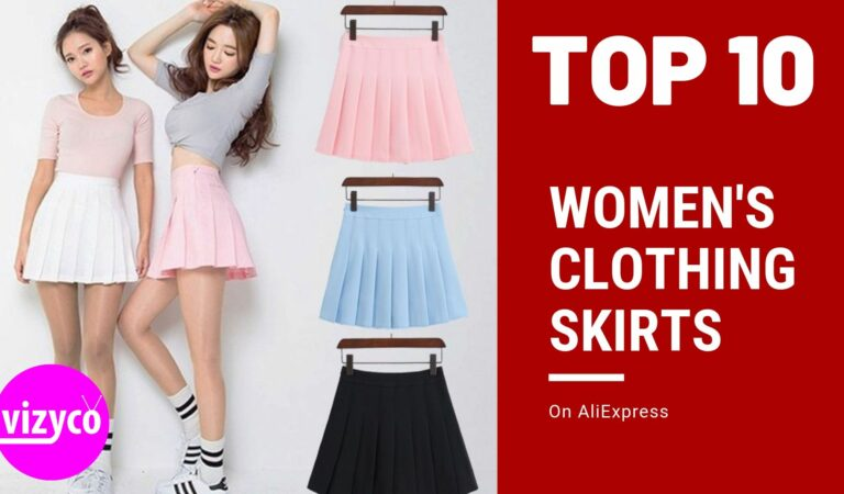 Women's Clothing Skirts AliExpress Top 10