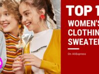 Women's Clothing Sweaters Top 10 Best Selling on AliExpress