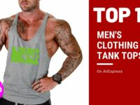 Men's Clothing Tank Tops Top 10 on AliExpress