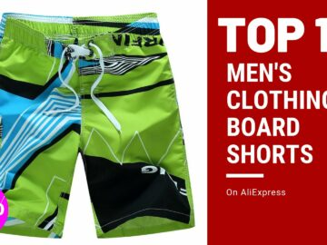 Men's Clothing Board Shorts Top 10 on AliExpress