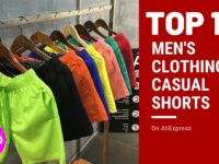 Men's Clothing Casual Shorts Top 10 on AliExpress