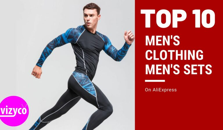Men's Sets AliExpress Top 10 on Men's Clothing