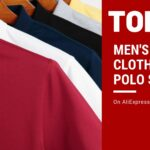 Men's Clothing Polo Shirts Top 10 on AliExpress
