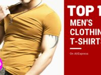 Men's Clothing T-Shirts Top 10 on AliExpress