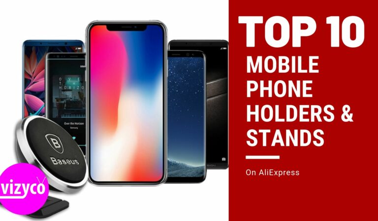 Mobile Phone Holders & Stands Top 10 on AliExpress