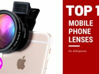 Mobile Phone Lenses Top 10 on AliExpress