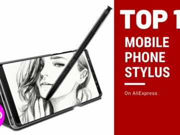 Mobile Phone Stylus Top 10 on AliExpress