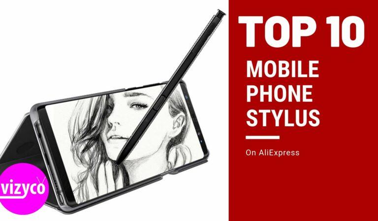 Mobile Phone Stylus Pen Top 10 on AliExpress