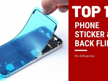 Phone Sticker & Back Flim Top 10 on AliExpress