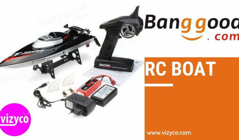 Top 10 RC Boat Popular Best Products on Banggood