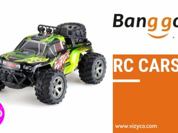 Top 10 Popular Best Products RC Cars on Banggood