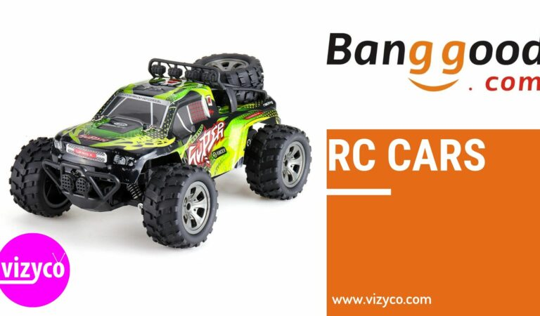 RC Car on Banggood Top 10 Popular Best Products