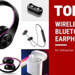 Wireless Bluetooth Earphone Top Ten Top 10 on AliExpress