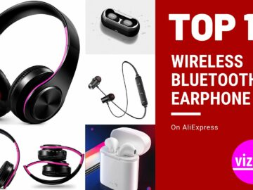 Wireless Bluetooth Earphone Top Ten Top 10 on AliExpress