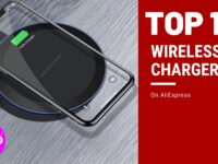 Wireless Chargers Top 10 on AliExpress