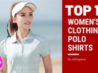 Women's Clothing Polo Shirts Top 10 on AliExpress