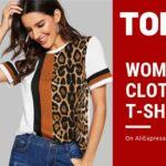 Women's Clothing T-Shirts Top 10 on AliExpress