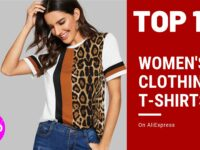 Women's Clothing T-Shirts Top 10 on AliExpress