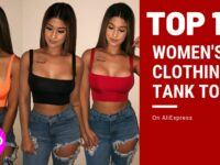Women's Clothing Tank Tops Top 10 on AliExpress
