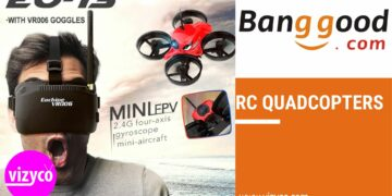 Top 10 Popular Best Products RC Quadcopters on Banggood