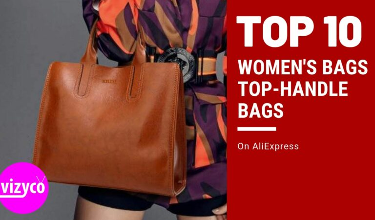 Handle Bags AliExpress Top 10! Women's Bags