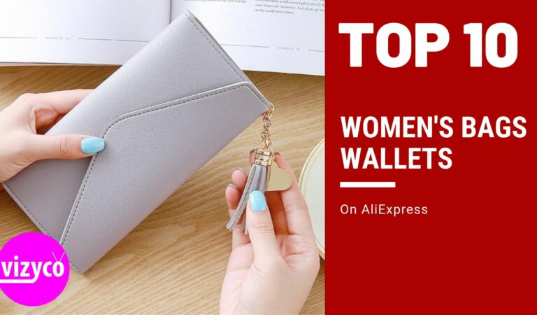 Women Wallets AliExpress Top 10! Women's Bags