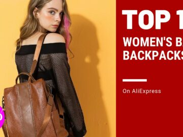 Top 10! Women's Bags Backpacks on AliExpress