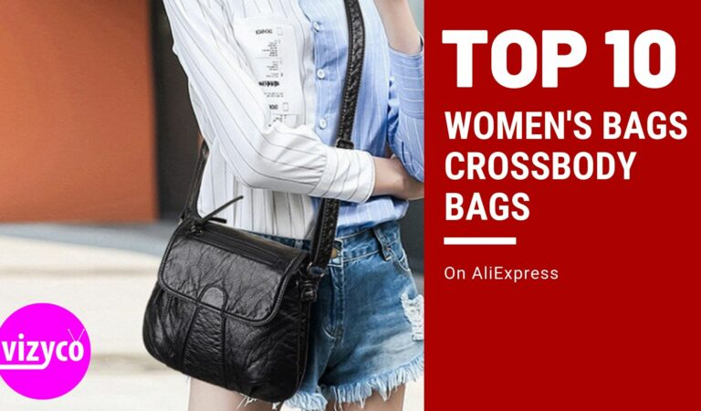 Crossbody Bags Top 10! Women's Bags on AliExpress
