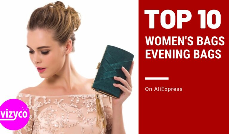 Evening Bags Top 10! Women's Bags on AliExpress