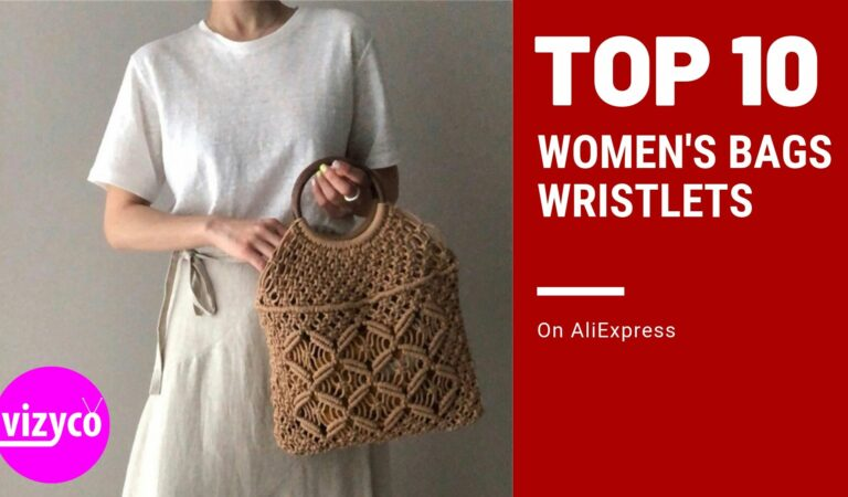 Wristlet Bags Top 10! Women's Bags on AliExpress