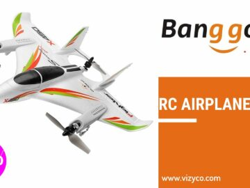 Top 10 Popular Best Products RC Airplane on Banggood