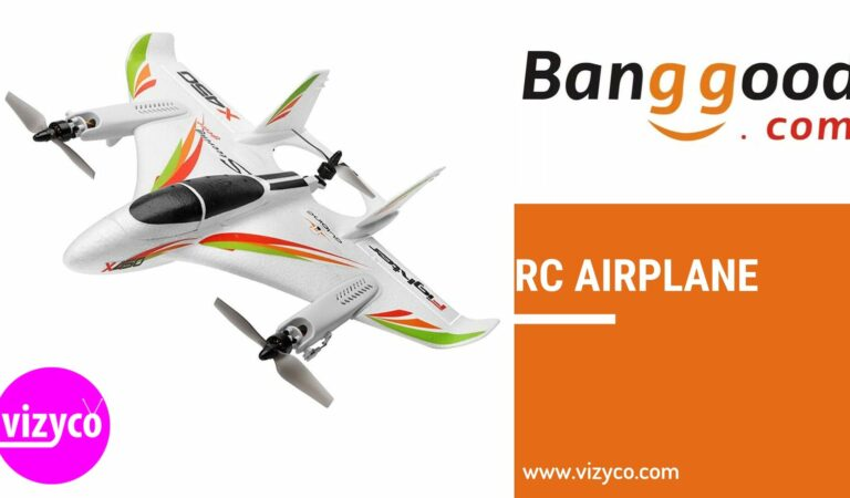 Top 10 Popular Best Products RC Airplanes on Banggood