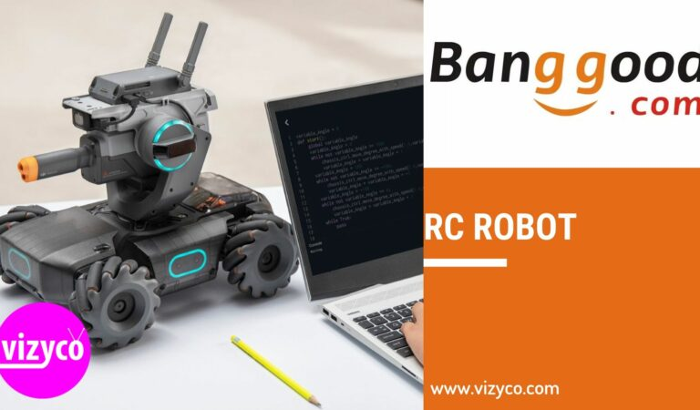 Top 10 Popular Best Products RC Robot on Banggood