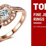 Fine Jewelry Luxury Rings on AliExpress