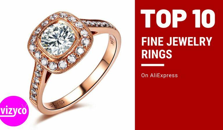 Fine Jewelry Rings Top 10 on AliExpress   Luxury
