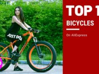 List of best selling Bicycles on AliExpress