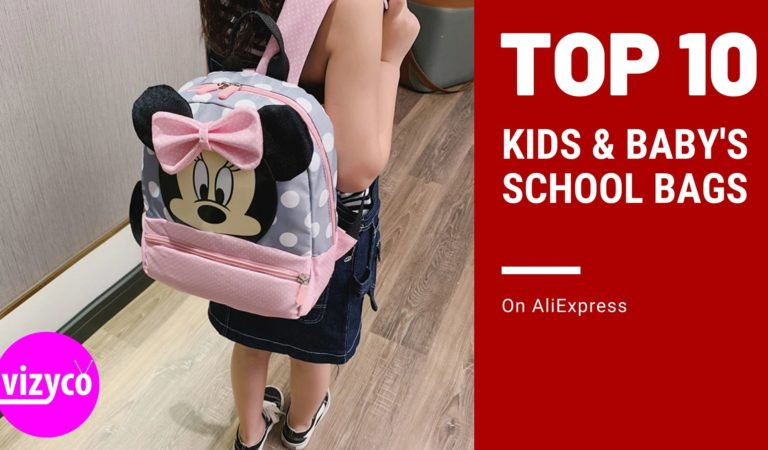 Kids & Baby's Bags School Bags Top 10! on AliExpress