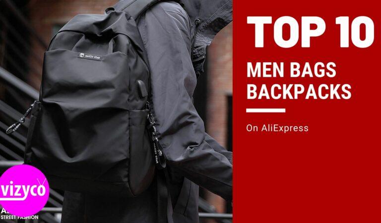 Men Bags Backpacks Top 10! on AliExpress
